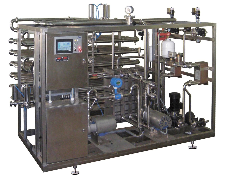 Производство теплообменники молочная кожухотрубный теплообменник с u образными трубками